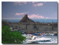 Vista del porto   - Santa maria la scala (4770 clic)