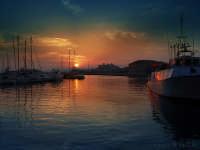 Siracusa al tramonto  - Siracusa (4153 clic)