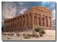 Tempio della Concordia  - Agrigento (7528 clic)