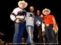 Concerto del mitico gruppo country Appaloosa Victor Band del 12 agosto.La band  - San giovanni la punta (3065 clic)