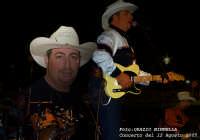 Concerto del mitico gruppo country Appaloosa Victor Band del 12 agosto.  - San giovanni la punta (2673 clic)