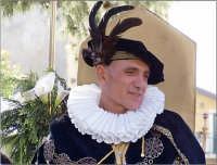 Festa del patrono 12 Aprile,durante lo svolgimento della giostra dei cavalieri.  - San gregorio di catania (4838 clic)