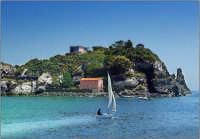 Panorama con l'isola Lachea  - Aci trezza (5587 clic)