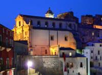 Panorama notturno RAGUSA Orazio Minnella