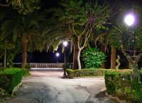 Giardini iblei.Panorama notturno RAGUSA Orazio Minnella