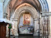 Chiesa S.M.Delle Scale.Particolare altare minore. RAGUSA Orazio Minnella
