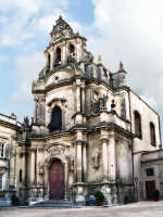 Architettura barocca  - Ragusa (3777 clic)
