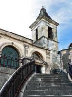 Chiesa S.M.Delle Scale.Prospettiva esterna. RAGUSA Orazio Minnella