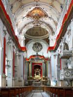 Chiesa S.M.La Stella,interno  - Militello in val di catania (3546 clic)