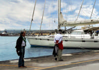 Il porto  - Siracusa (1304 clic)