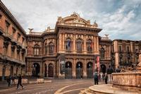 Teatro Massimo Bellini Teatro Massimo Bellini  - Catania (444 clic)