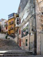 Strada del paese  - Trabia (7839 clic)