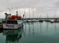 Il porto.  - Siracusa (1265 clic)