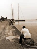 Il porto.  - Siracusa (1100 clic)