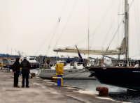 Il porto.  - Siracusa (1069 clic)