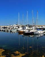 Il porto  - San nicola l'arena (4151 clic)