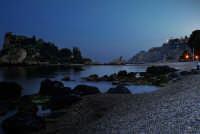 Scatto eseguito all'Isolabella nell'ora blue  - Taormina (7422 clic)