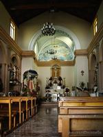 interno chiesa   - Mongiuffi melia (4836 clic)