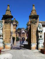 Ingresso villa Palagonia BAGHERIA Orazio Minnella