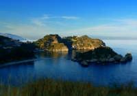 Isolabella vista dall'alto  - Taormina (6565 clic)