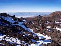Veduta del vulcano  - Etna (2413 clic)