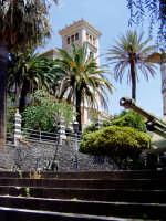 vista della piazza  - Mascalucia (4728 clic)