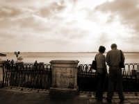 Passeggiata sul lungomare  - Siracusa (2744 clic)