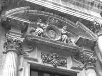 particolare della Chiesa del Collegio  - Siracusa (1518 clic)