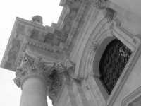 particolare della Cattedrale  - Siracusa (1516 clic)