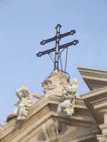 particolare della facciata  - Siracusa (1500 clic)