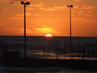 panorama marino  - Marina di ragusa (2108 clic)