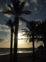 panorama marino  - Marina di ragusa (2179 clic)
