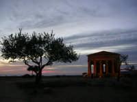 templi al tramonto  - Agrigento (1427 clic)