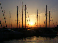 ...che tramonto!  - Siracusa (1777 clic)