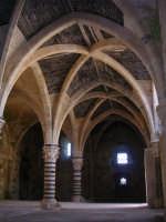 il salone del Castello Maniace  - Siracusa (1659 clic)