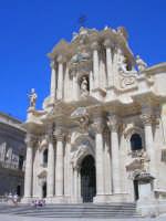la Cattedrale di Siracusa  - Siracusa (2196 clic)