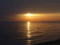 Seccagrande:zona corvo al tramonto  - Seccagrande (4519 clic)