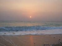 Spiaggia di Borgo Bonsignore al tramonto  - Borgo bonsignore (6461 clic)