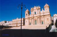 Cattedrale di Noto  - Noto (1101 clic)