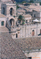tetti  - Palazzolo acreide (1970 clic)