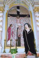 S. Annunziata altare della Madonna Addolorata  - Ispica (5558 clic)