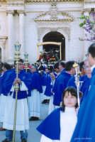 Processione del Venerdi Santo foto 5  - Ispica (1696 clic)