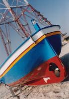 Torre Faro : Capo Peloro , barca  - Torre faro (7285 clic)