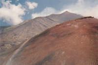 Crateri Silvestri , particolare  - Etna (3278 clic)