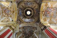 Santa Maria Maggiore , Cupola   - Ispica (2843 clic)
