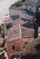 Vista dal castello  - Forza d'agrò (9675 clic)