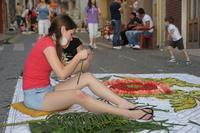 infiorata 2011 tra i fiori    - San pier niceto (5574 clic)