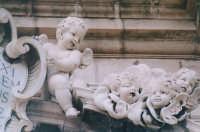 Duomo , particolare  - Siracusa (2069 clic)