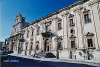Municipio ex convento benedettino   - Militello in val di catania (1720 clic)