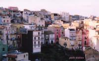 Panorama delle case   - Militello in val di catania (2335 clic)